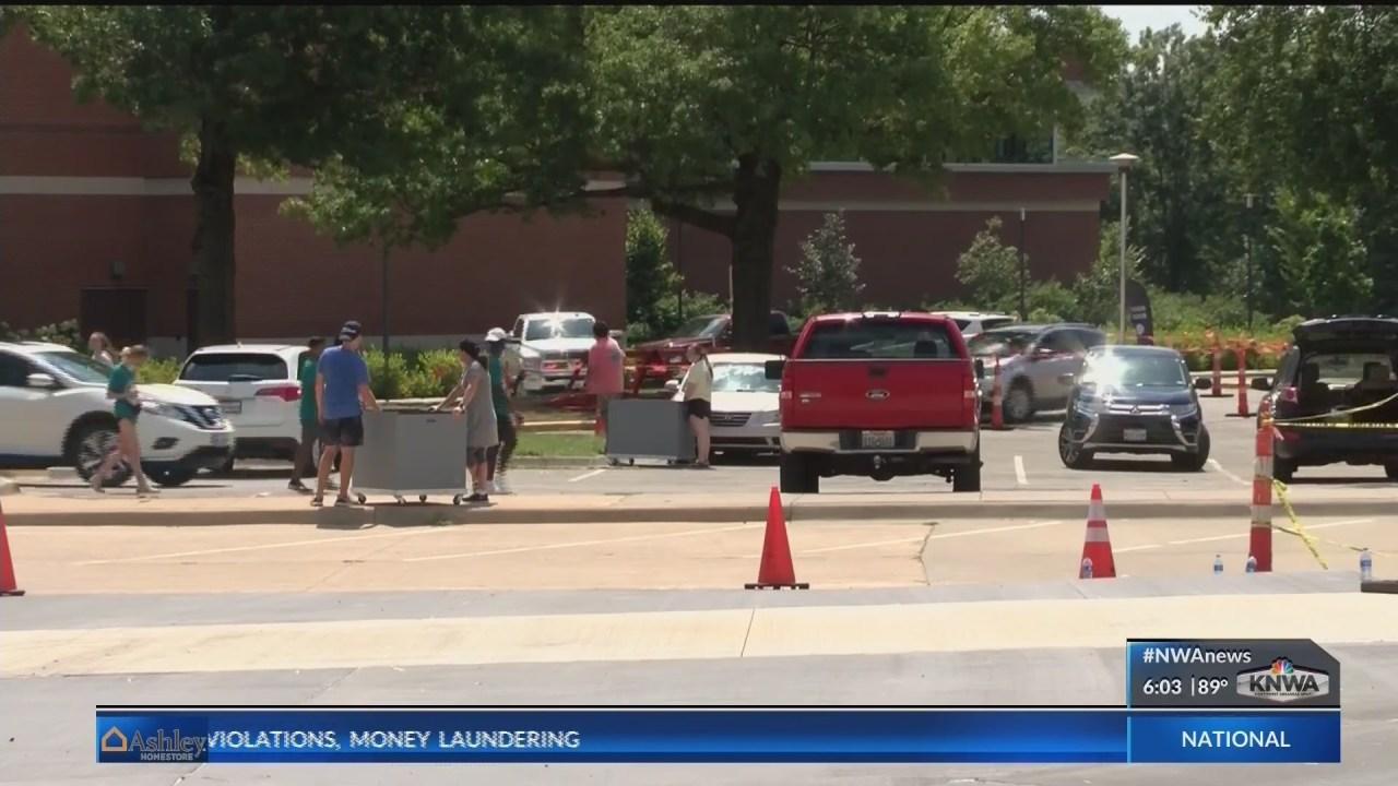 Saturday busiest move-in day for UA freshmen