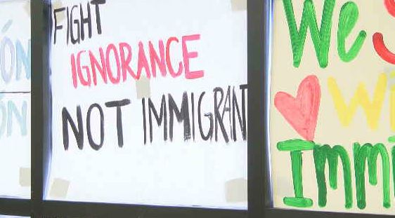 Locals discuss Trump's immigration changes