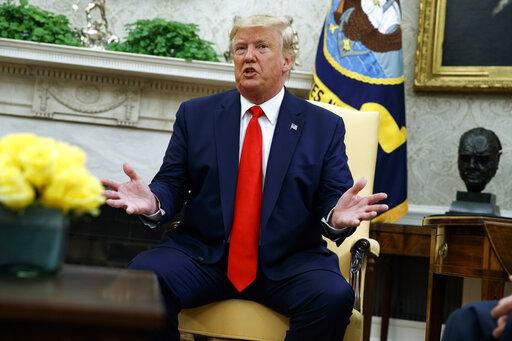 Donald Trump, Alex Azar