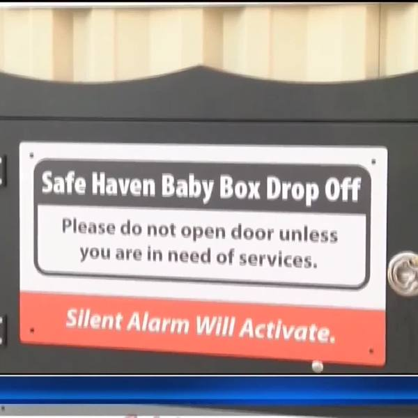 Benton Arkansas Baby Box