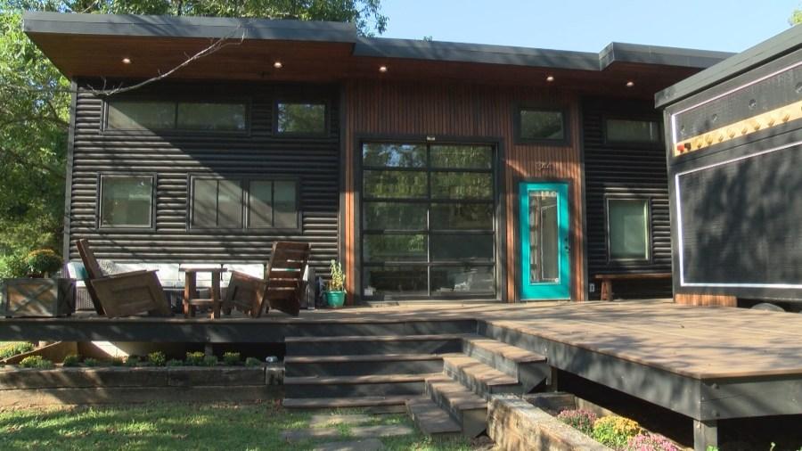 Tiny homes, big business in NWA