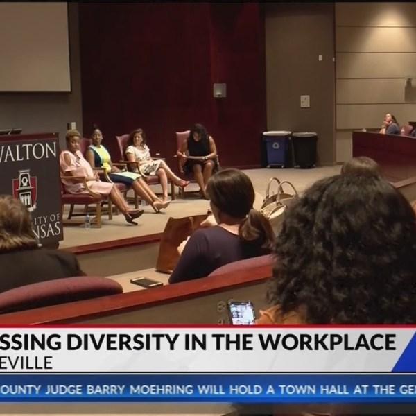 UARK Diversity Panel