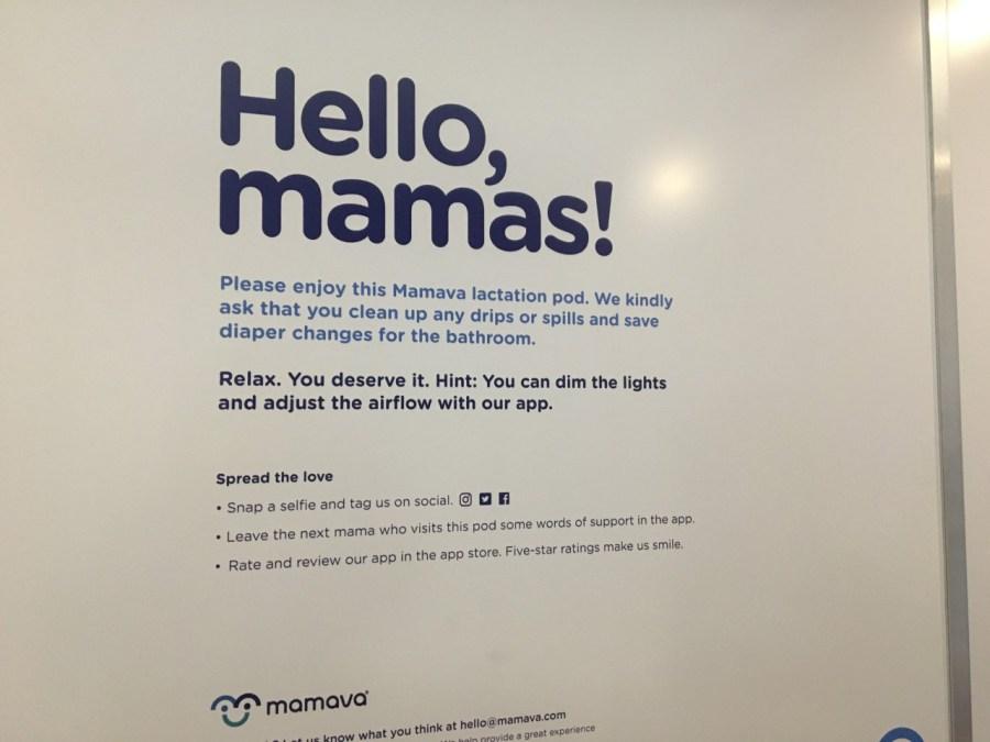 Walmart adds new addition for breastfeeding moms