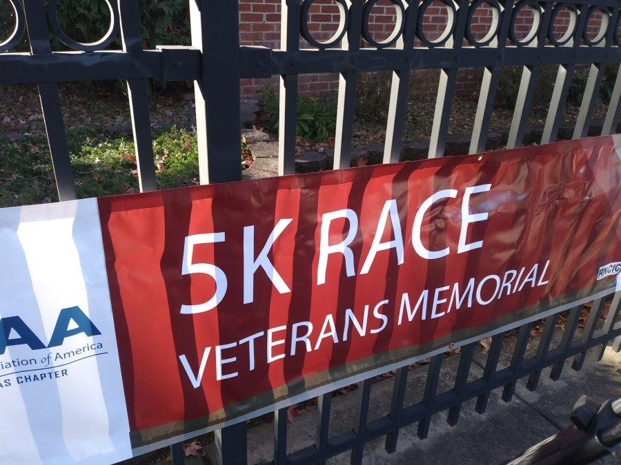 11th Annual Veterans Memorial 5K Race