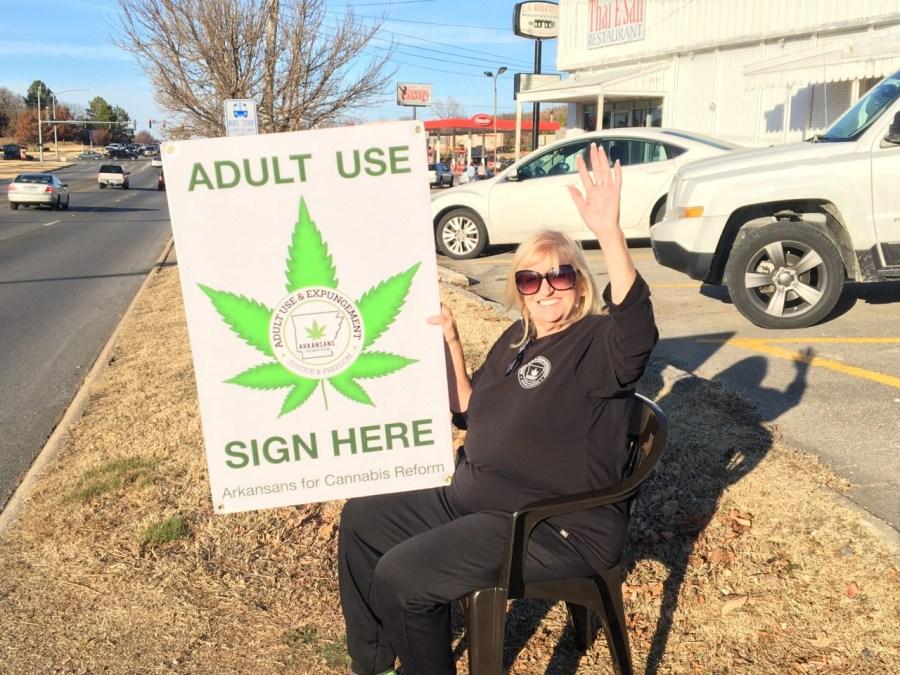 """Group pushes for """"adult use"""" marijuana"""