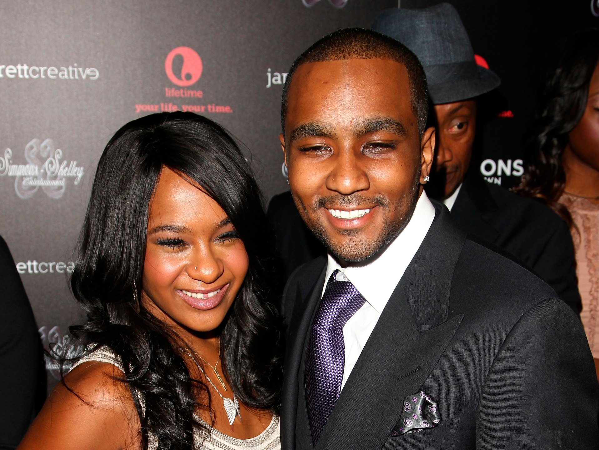 Bobbi Kristina Brown. Nick Gordon