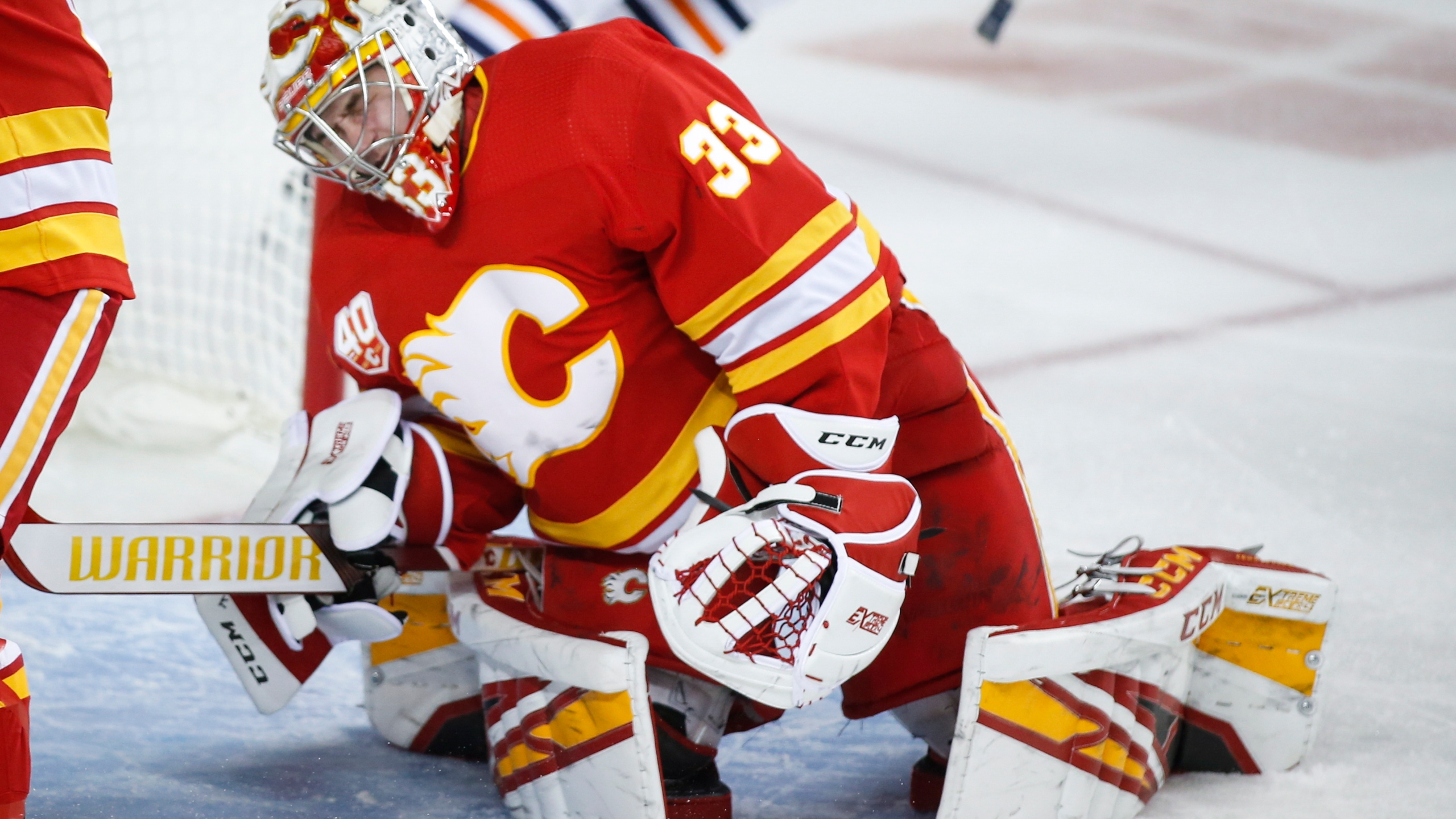 Oilers Top Flames 8 3 Goalies Mike Smith Cam Talbot Fight Knwa Fox24