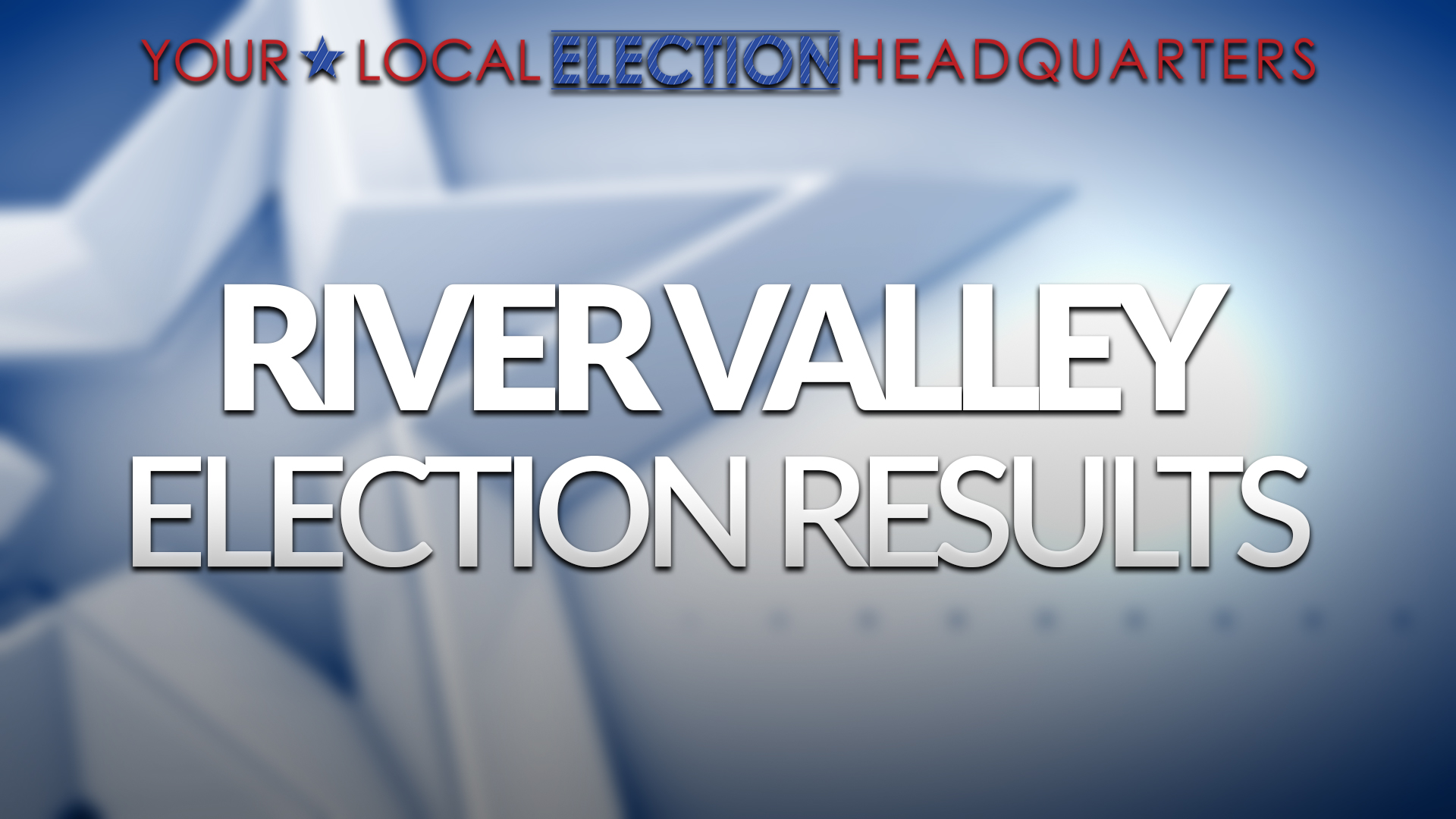 River Valley Election Results