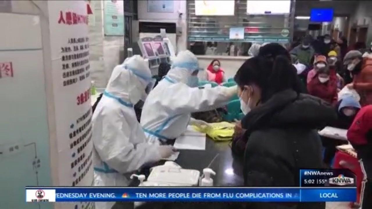 Continuing coronavirus outbreak could hurt Arkansas' economy