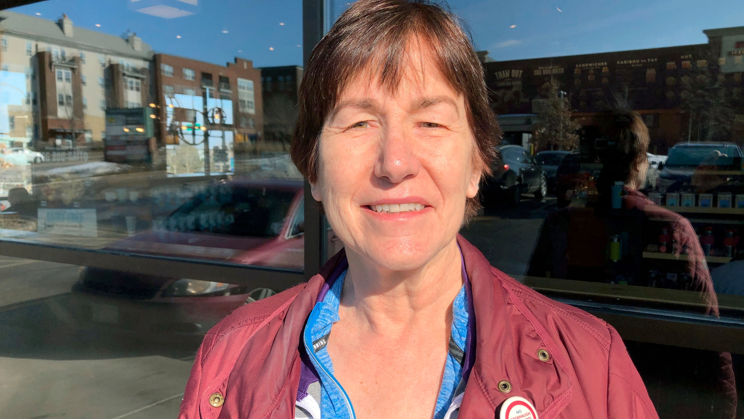 Gail Hayes