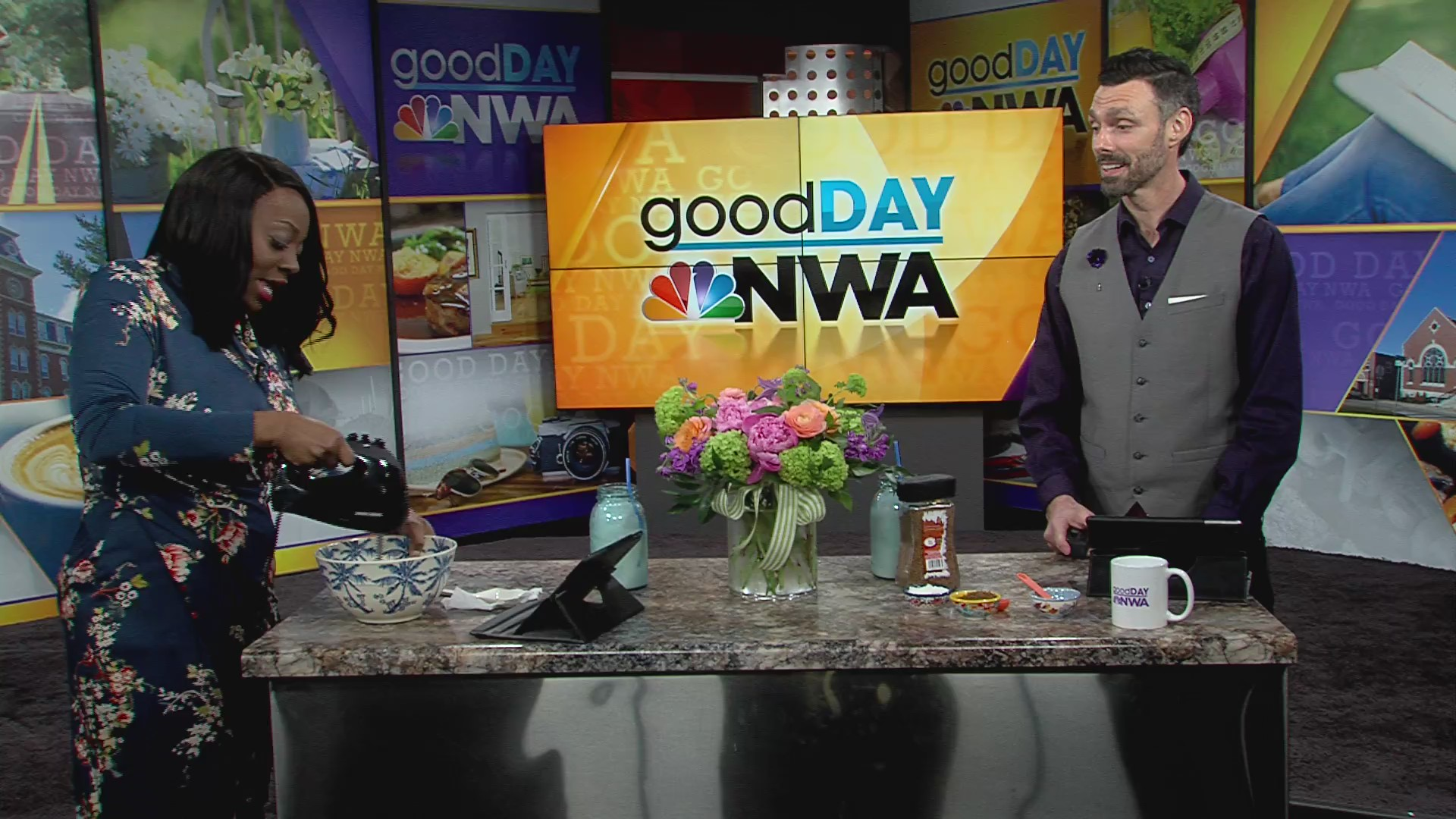 Good Day Nwa Give Your Coffee A Makeover Part 2 Knwa Fox24