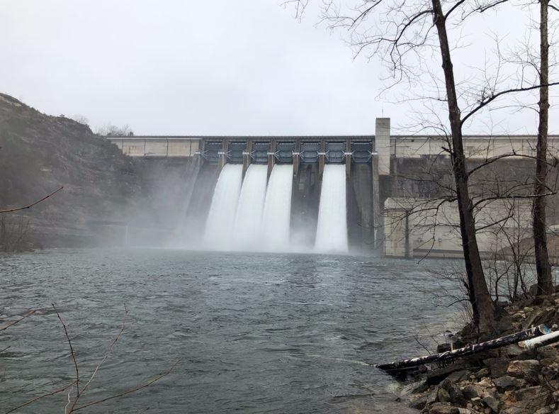 U.S. Army Corps of Engineers, Beaver Dam, photo