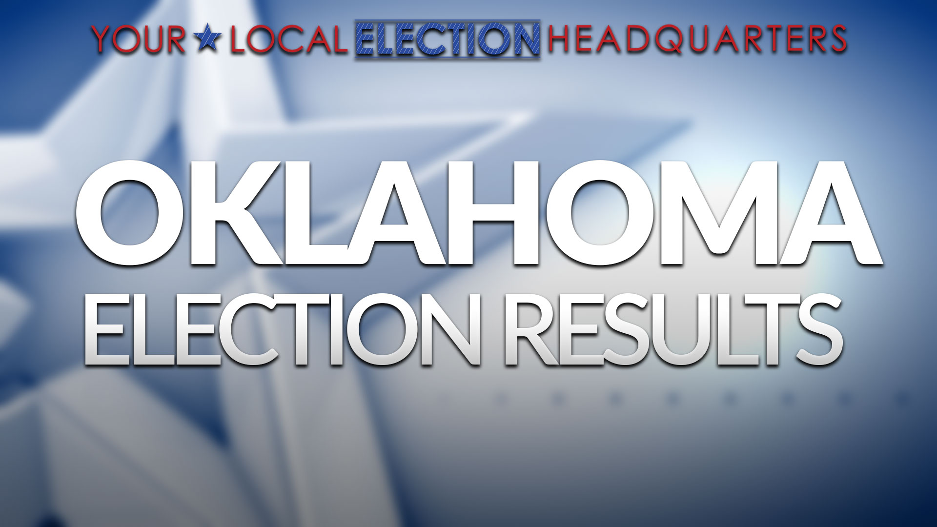 Oklahoma Election Results
