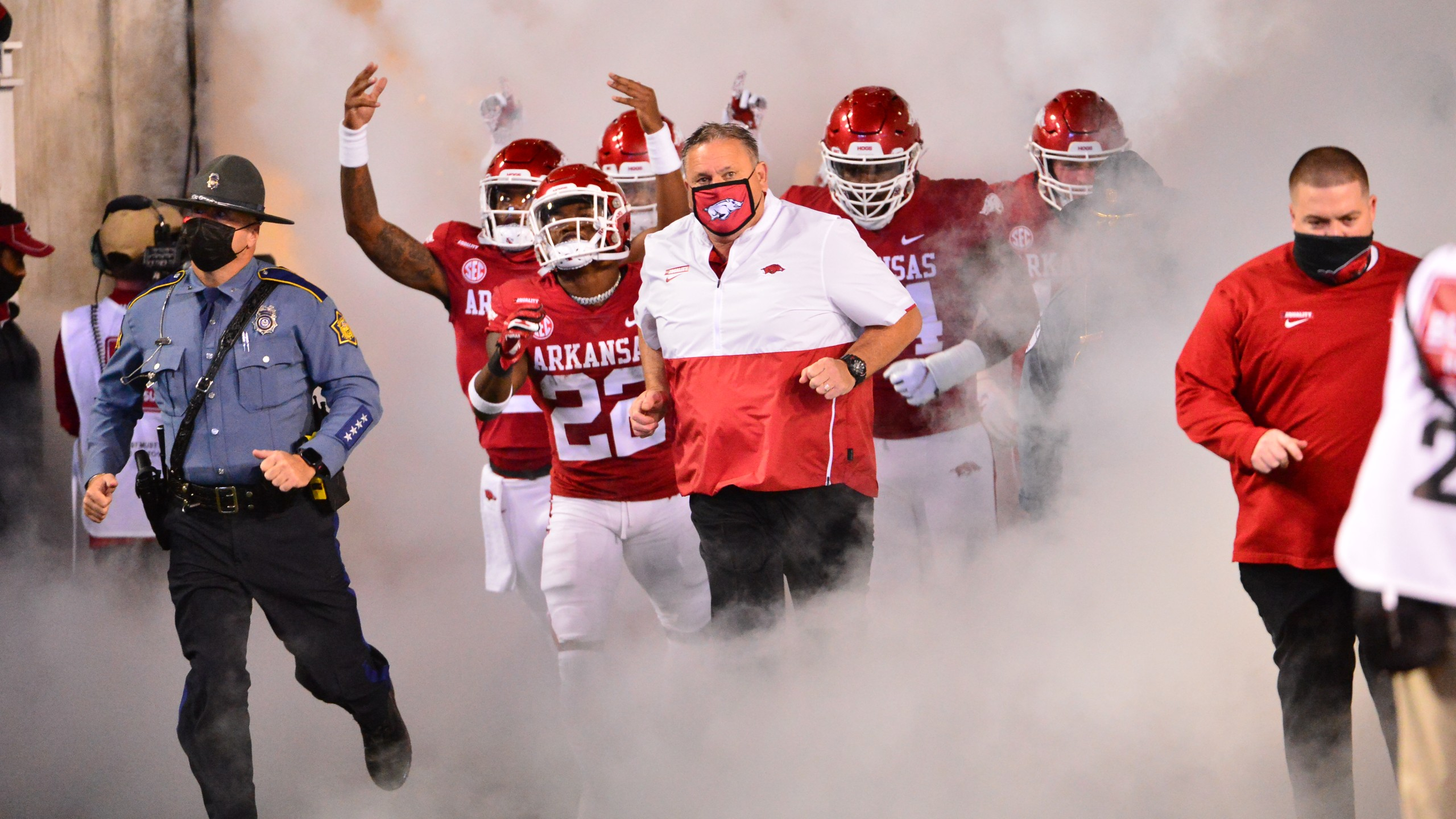 Arkansas' 2021 Football Schedule Slated to be Difficult