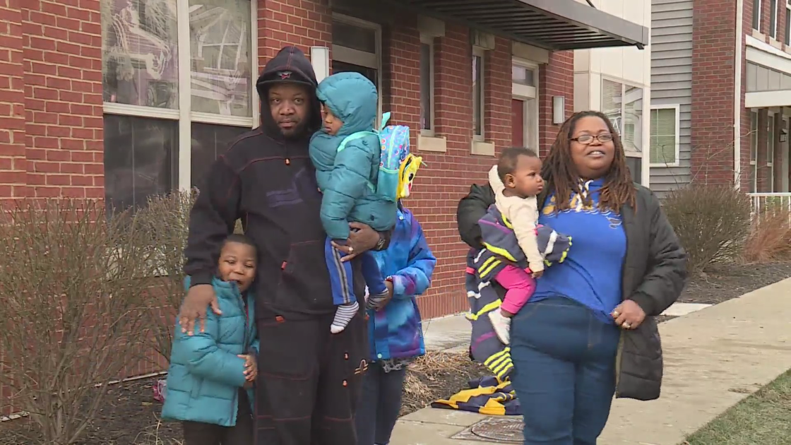 Missouri family of 7 loses everything in Christmas Day house fire