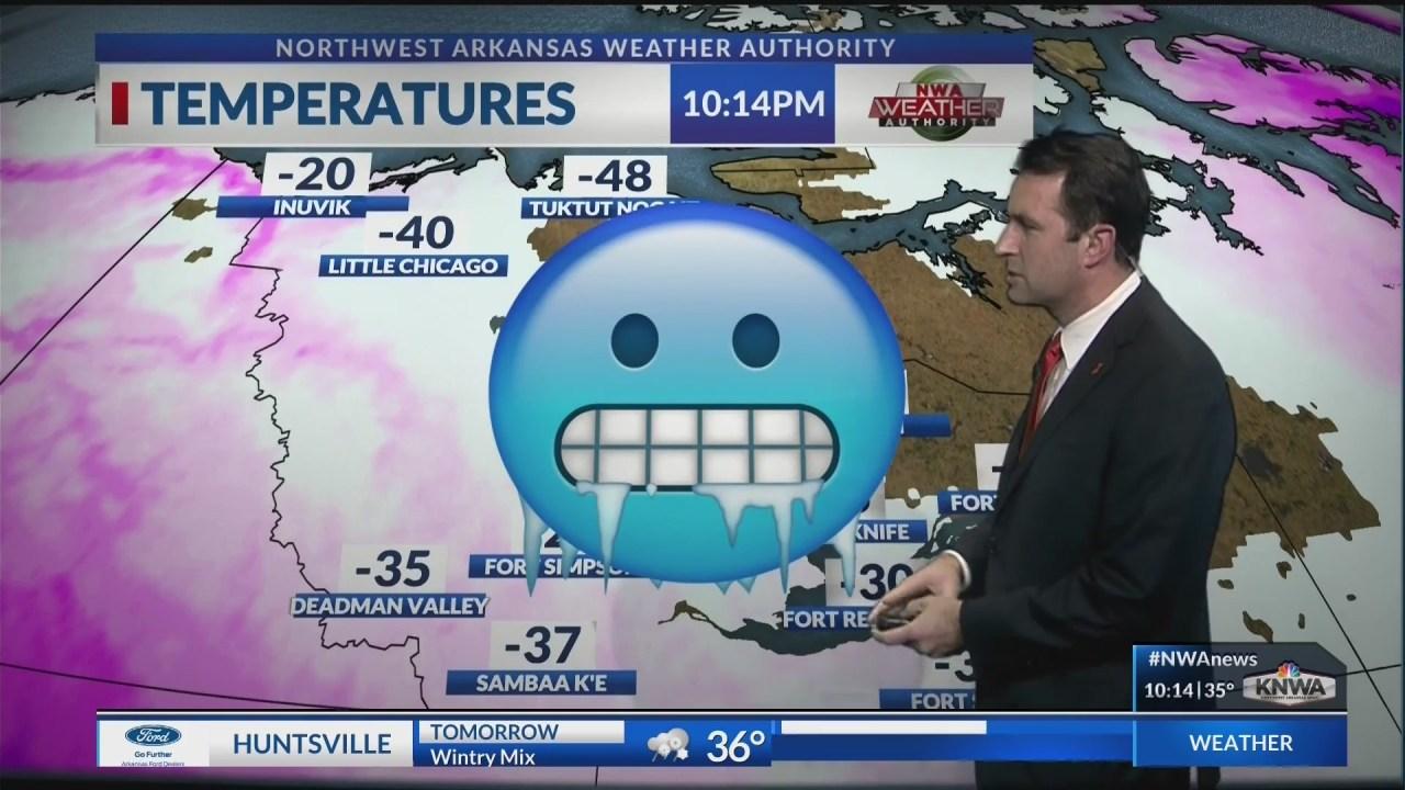 Friday, February 5 Evening Forecast