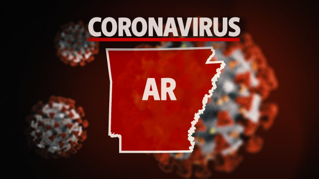 Coronavirus in Arkansas: 570 new cases, 10 deaths