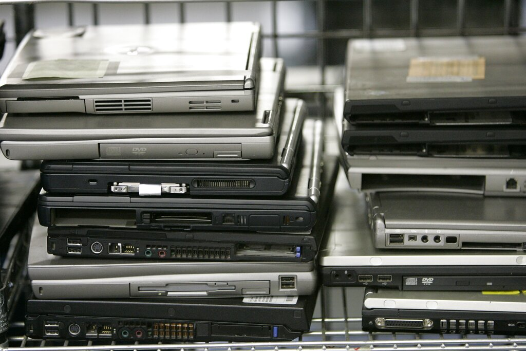 How you can recycle your old and unused tech in Bentonville