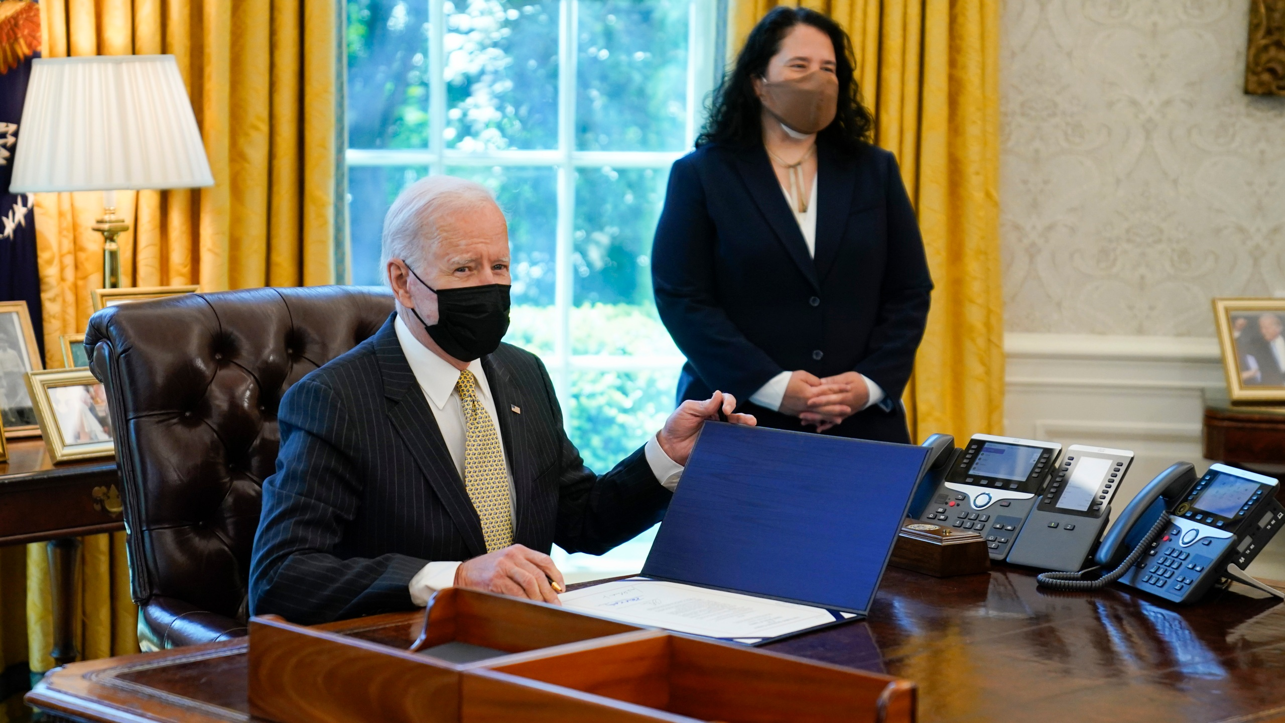 Joe Biden, Isabel Guzman
