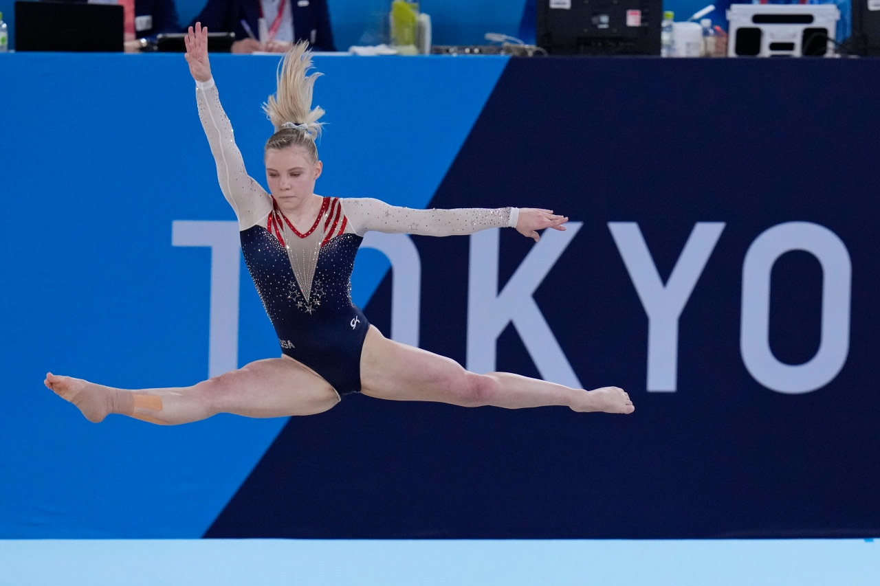 Tokyo Day 10: Carey wins gold in final event, USWNT defeated in semifinals & more - KNWA