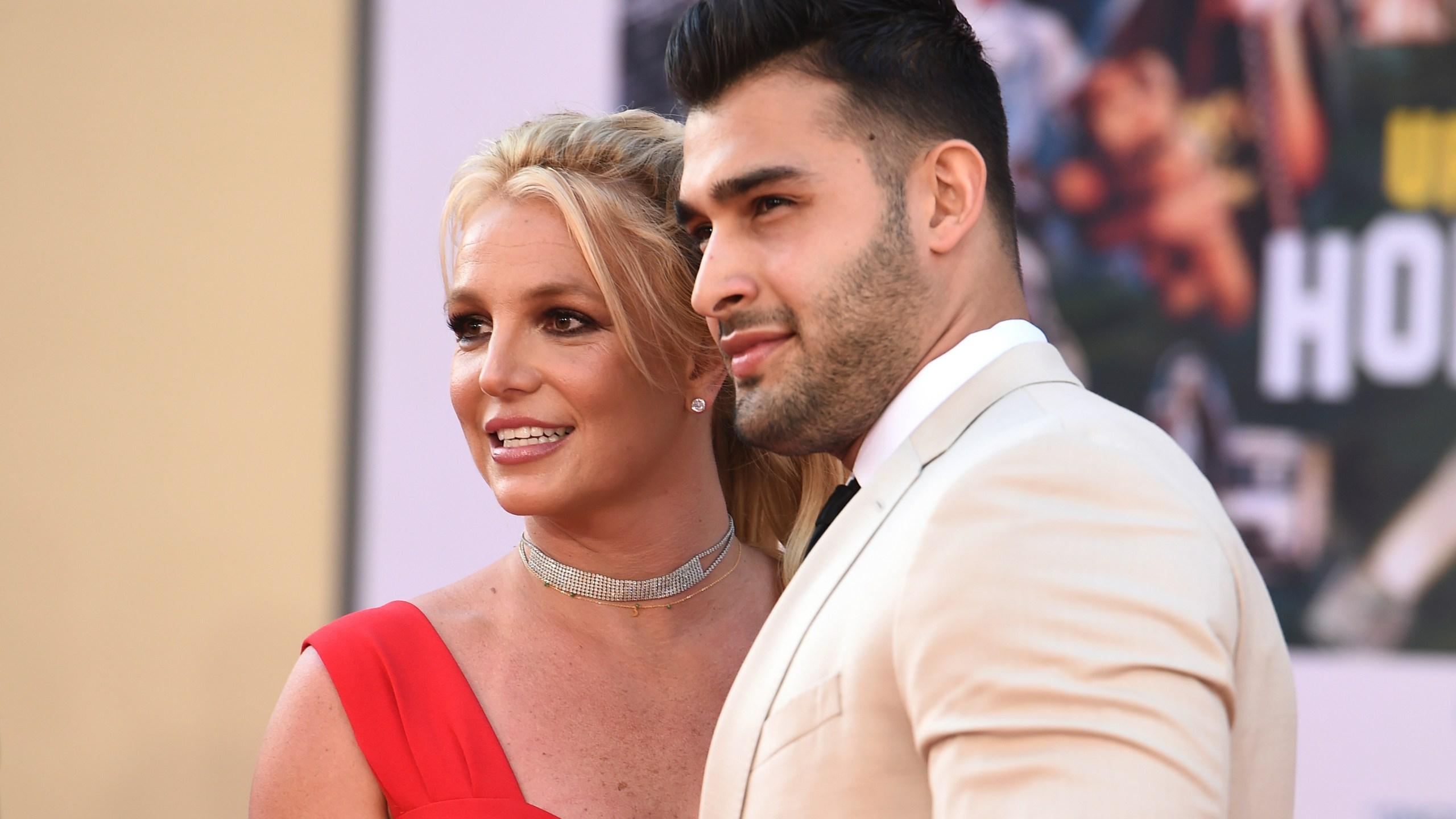 Britney Spears, Sam Asghari